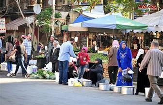 الحياة تعود لدمشق بعد الضربات الجوية الغربية| صور
