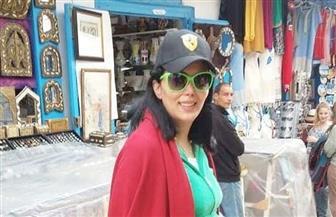 حورية فرغلي تلتقي رئيس مجلس نواب تونس أثناء إجازتها بقرطاج|  صور