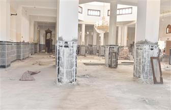 تجديد مسجد السلطان الفرغل بالكامل بتكلفة مليوني جنيه | صور