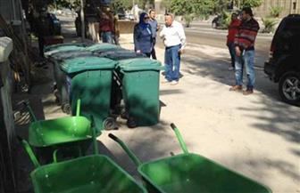 """منظومة النظافة الجديدة في اجتماع """"البيئة"""" و""""التنمية المحلية"""""""