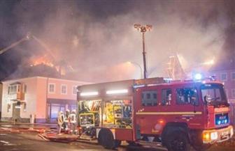 خسائر بالملايين إثر حريق في مدرسة غربي ألمانيا
