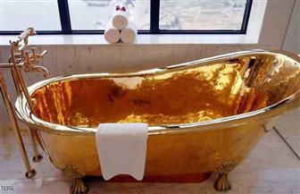 شاهد.. جناح من ذهب في أحد فنادق فيتنام | صور
