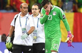 """أحمد الشناوي يعلق على إصابته بـ""""الصليبي"""" وغيابه عن المونديال"""