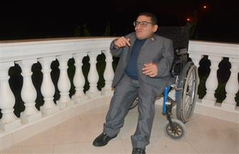 أحمد رأفت: نطالب الحكومة بتنفيذ تعهداتها بتوظيف ذوي الاحتياجات الخاصة