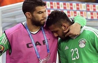 """إكرامي يوجه رسالة للشناوي بعد تأكد إصابته بـ""""الصليبي"""" وغيابه عن كأس العالم"""
