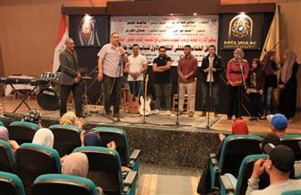 قصور الثقافة تختتم الملتقى الثقافي الأول لشباب جامعة حلوان| صور