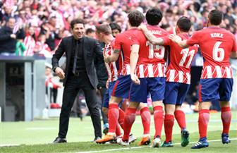 التشكيل الرسمي لأتلتيكو مدريد في مواجهة ليفربول