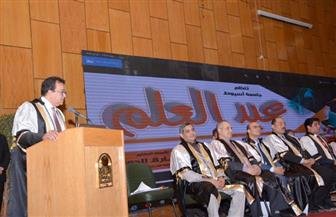وزير التعليم العالي: لا وجود لدولة بدون علماء متخصصين يحملون راية العلم والتقدم |صور