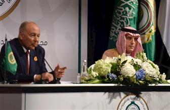 أبو الغيط: متفقون على ضرورة مطالبة إيران بوقف تدخلاتها في المنطقة