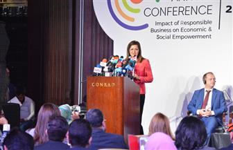 وزيرة التخطيط: بدء دعم البنية التحتية بمحافظات أسيوط وقنا وسوهاج بالتنسيق مع رجال الأعمال