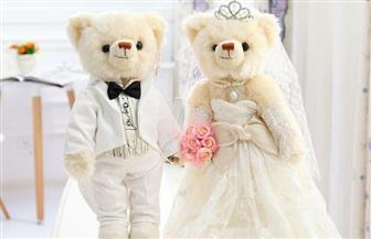 """مليونيرة بريطانية تقيم حفل زفاف لـ""""دميتين"""" بالأقصر"""