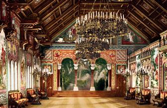 قلعة ألمانية تعرض كنوزا مخبأة لا تقدر بثمن لرسامين مثل رامبرانت وبوسان وتيتيان