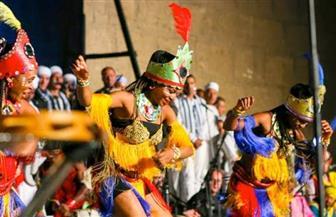 تفاصيل المهرجان الدولى للطبول والفنون التراثية | صور