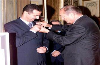 الإليزيه: باريس بدأت إجراءات لسحب وسام الشرف من بشار الأسد