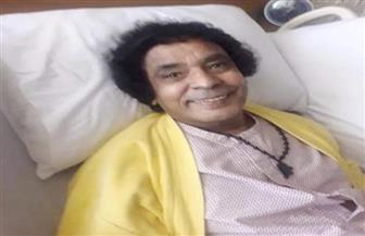 محمد منير يغادر المستشفى خلال يومين