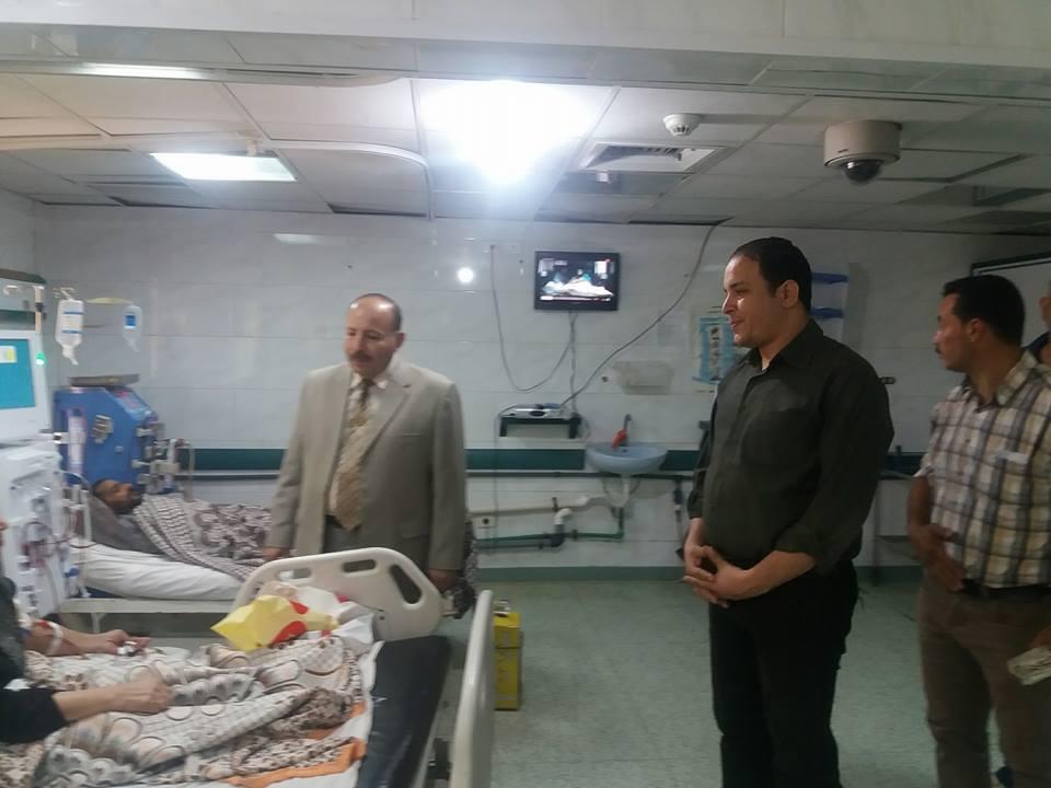 إحالة 60 طبيبا وممرضة وإداريا بالصحة في كفرالزيات إلى التحقيق| صور