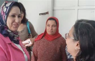"""وكيلة صحة الإسكندرية تزور مركز المندرة لمتابعة مبادرة القضاء على فيروس """"سي"""""""