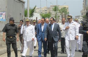 مدير أمن الإسكندرية يتفقد تأمين المؤتمر التاسع للبترول لدول حوض المتوسط | صور