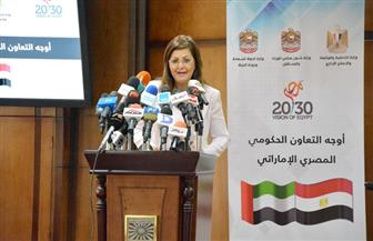 وزيرة التخطيط: تفعيل اتفاقية تطوير العمل الحكومي مع الإمارات ونقل تجربتها للسوق المصرية