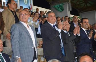 وزير الرياضة يهنئ المصري بالفوز على مونانا الجابوني والتأهل لدور مجموعات بطولة الكونفيدرالية