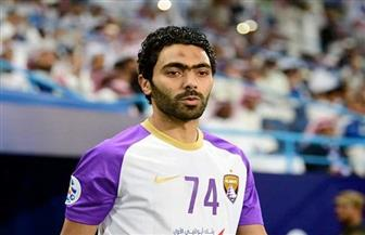 رئيس العين الإماراتي: جمهور الأهلي المصري أحد روائع كرة القدم.. وحسين الشحات يرد