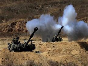 إصابة 5 أشخاص بقطاع غزة في قصف مدفعي إسرائيلي