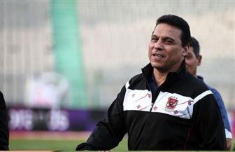 تفاصيل رسالة الوداع الأخيرة من حسام البدري للاعبي الأهلي