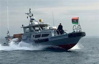 البحرية الليبية: إنقاذ 217 مهاجرا شرق طرابلس