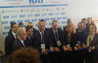محافظ البحر الأحمر يشارك فى افتتاح معرض كازاخستان الدولى للسياحة والسفر| صور
