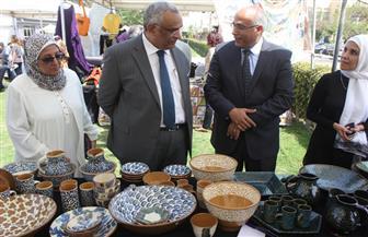 رئيسا التنسيق الحضاري وصندوق التنمية الثقافية يفتتحان فعاليات يوم التراث العالمى | صور