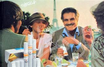 النجوم والإعلانات.. حكايات قديمة بطلها عمر الشريف ومديحة يسري وتحية كاريوكا وكوكا  | صور نادرة