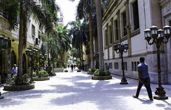 محافظة القاهرة: 12 مليون جنيه تكلفة تطوير شارع الشريفين