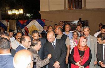 محافظ القاهرة : 200 مليون جنيه تكلفه تطوير عقارات القاهرة الخديوية حتى الآن