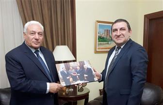 تأسيس جمعية صداقة مصرية - أذربيجانية على المستوى البرلماني برئاسة أسامة العبد