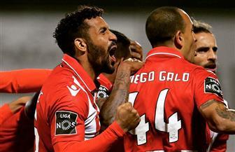 ديسبورتيفو أفيس ينهي مغامرة كالديس ويتأهل لنهائي كأس البرتغال