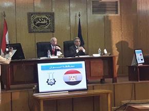 رئيس لجنة الإدارة المحلية بالبرلمان بأسوان: حجم التحديات التى واجهتها مصر ضخم في ظل المؤامرات   صور