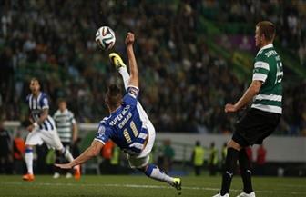 سبورتنج لشبونة يفسد احتفالات بورتو ويتأهل لنهائي كأس البرتغال