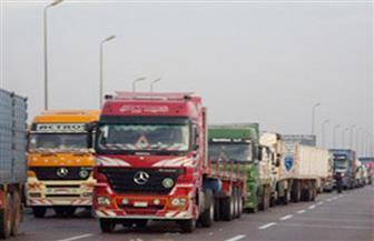 """""""المرور"""" تواصل حملاتها لتوعية سائقي النقل الثقيل"""