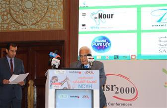 """عكاشة خلال """"مؤتمر الأهرام"""": الاهتمام بالشباب يزيد الناتج القومي بمعدل من ٤ إلى ٥٪"""