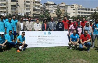 انطلاق فاعليات مهرجان دعم الأنشطة الطلابية الثاني للمدن الجامعية بالإسكندرية| صور