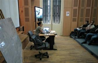 عايدة الكاشف تقدم ورشة صناعة الأفلام التسجيلية بمهرجان الإسكندرية للفيلم القصير | صور