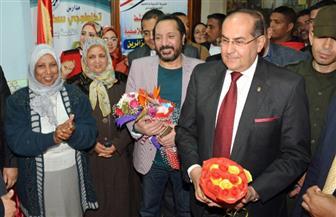 """محافظ سوهاج: مؤسسة الأهرام تستضيف معرض """"صنع في سوهاج 3"""" الأحد المقبل"""