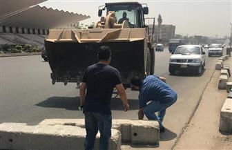 حي غرب مدينة نصر يرفع كفاءة النصب التذكاري استعدادا لاحتفالات تحرير سيناء| صور