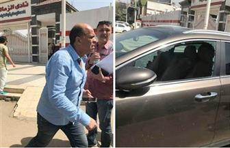 الشرطة تلقي القبض على سارق هشام يكن