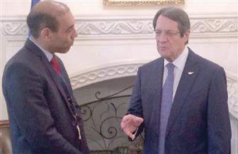 """ننشر نص حوار الرئيس القبرصي لـ""""الأهرام العربي"""": تركيا لن تمنعنا من تنفيذ خطط استكشاف الغاز"""