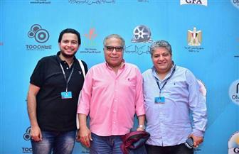 """إقبال جماهيري على عروض الأفلام فى اليوم الأول من """"الإسكندرية للفيلم القصير""""   صور"""