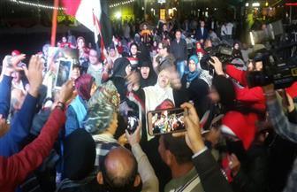 على أنغام السمسمية بورسعيد تحتفل بفوز الرئيس السيسى | صور
