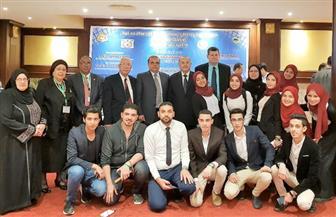 نائب وزير التعليم العالى: مصر تحتل المرتبة 35 من أصل 233 دولة في قائمة الأفضل بالنشر العلمي   صور