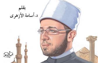 """""""أسامة الأزهري"""" يناقش ملامح الشخصية المصرية في كتاب جديد"""