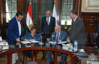 وزير الزراعة يشهد توقيع مذكرة تفاهم لنشر ثقافة الاستخدام الأمثل للمبيدات عبر تطبيقات المحمول | صور